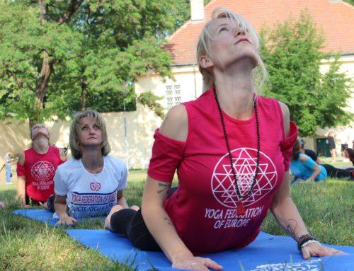 Kolikrát se cvičí jóga