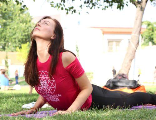 Lekce jógy zdarma v Českých Budějovicích – Cvičte jógu s námi 2021